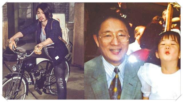 ヴァネス・ウーの家族と父母
