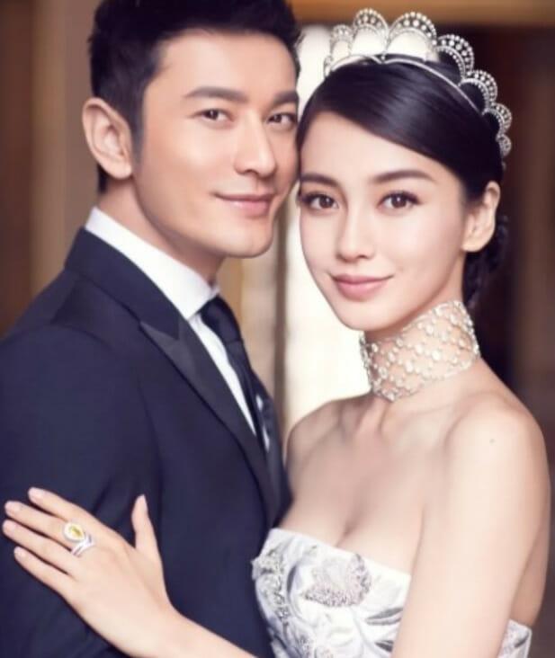チン・ラン結婚と彼氏