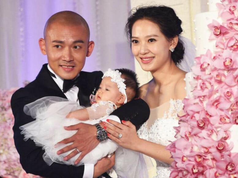 ウージンイェン結婚と彼氏