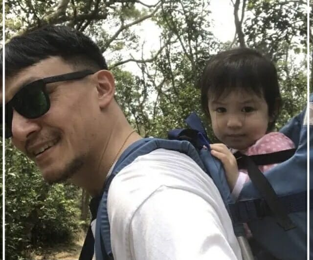 チャンチェン結婚妻と子供